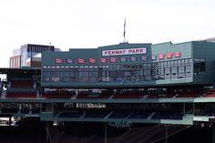 Fenway Park #Boston #Redsox