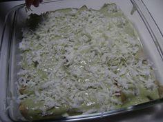 La Cocina de Leslie: La Cocina de Leslie Turns 2 {Enchiladas Suizas}