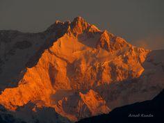 Sunrise at Mt. Kanchenjunga - Pelling, Sikkim (trekearth)
