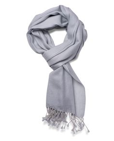 Cashmere Diamond Weave Scarf in Ice Grey - Qind Design Woven Scarves, Eye For Detail, Summer Evening, Blanket Scarf, Cashmere Scarf, Weave, Ice, Elegant, Diamond