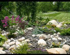 Rock Gardens 16 Best Images Garden Layouts Landscaping Ideas