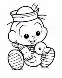 Resultado De Imagem Para Desenho Marinheiro Bebe