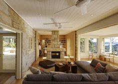 Palm Beach retreat among the trees Tanner Kibble Denton Architects