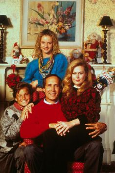 Chevy Chase, Beverly D'Angelo, Juliette Lewis, and Johnny Galecki in National Lampoon's Christmas Vacation Best Holiday Movies, Great Movies, Favorite Holiday, Xmas Movies, Awesome Movies, Family Movies, The Grinch, Lampoon's Christmas Vacation, Christmas Music