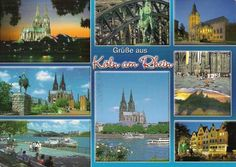 Postcrossing postcard received February 2015 from Germany.