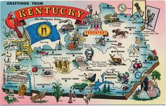 Kentucky County, Virginia (first settled in 1774) becomes the fifteenth state (Kentucky).