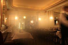 Einstein Cafe Berlin by Julieta Alvarez