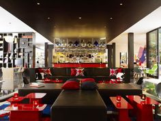 CitizenM Hotel located at London Bankside