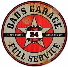 dad`s garage full service 17,5 cm