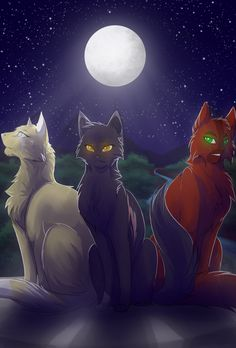 warrior cats deviantart riverspirit456 - Google Search