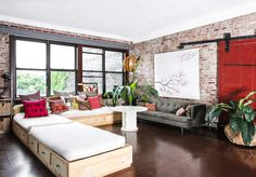 Huge Brooklyn Loft  The 25 Coolest Airbnbs In NYC