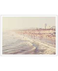Sunny California VON Myan Soffia now on JUNIQE!
