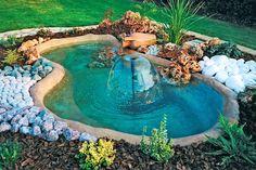 Crearsi una piccola oasi in giardino! 20 idee stupende + Tutorial... Una piccola oasi in giardino. Il vostro giardino è il luogo ideale per trascorre momenti di tranquillità e rilassarvi dopo il lavoro o durante il fine settimana. Oggi vi presentiamo una...