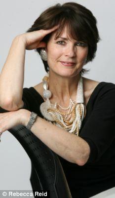 Author Lady Patten is the wife of former Tory education secretary John Patten