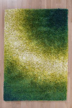 Garden of Delight? Oasis Shag Rug  #UrbanOutfitters