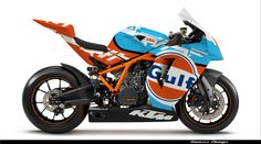 Motos Ktm, Ktm Motorcycles, Ktm Rc8, Custom Paint Motorcycle, Motorcycle Garage, Custom Bikes, Xjr, Super Bikes, Bike Design