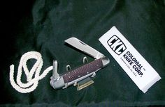Colonial 1757 USA Rigging Knife Serrated Limited Edition 0108 of 3000 W/Package @ ditwtexas.webstoreplace.com
