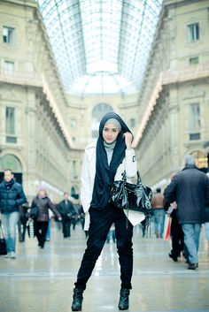 Inspiring Hijab Fashion Bloggers