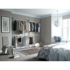 """Relax 100""""W Closet System"""