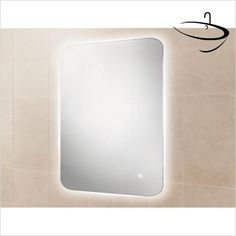HIB Mirrors & Cabinets - Ambience 60 Mirror 80 x 60 x 4cm