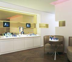 guerlain / paris / store / luxury / fashion / perfume / cosmetics 2005