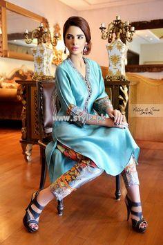 Sana Salman Rafi Eid Collection 2013 For Women
