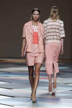 Ailanto MB Fashion Week Madrid Primavera Verano 2014