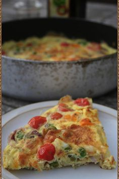 Frittata party