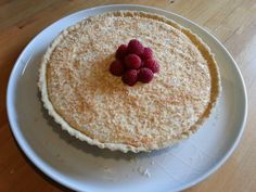 Baking Crazy!: Manchester tart - recipe by James Martin
