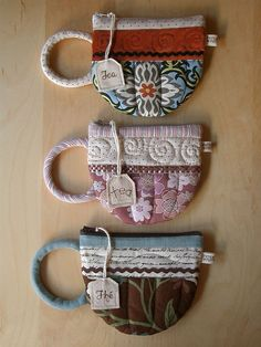 TeaCup purse ~ oh. my. stars!! {adorable}