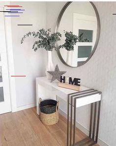 31 Bathroom Interiors That Always Look Awesome - Home Decoration Experts Home Room Design, Interior Design Living Room, Living Room Designs, Home Decor Furniture, Diy Home Decor, Hallway Ideas Entrance Narrow, Entryway Decor, Bedroom Decor, Deco Studio