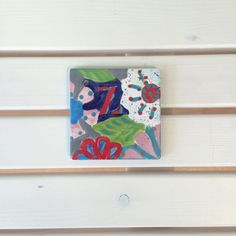 Patterned Tile magnet