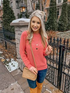Need winter outfit inspiration? Look no further! Today I'm summerizing 23 cute winter outfits for you to style this season! Simple Fall Outfits, Casual Winter Outfits, Classy Outfits, Pretty Outfits, Beautiful Outfits, Spring Outfits, Cute Outfits, Outfit Winter, Sweater Outfits