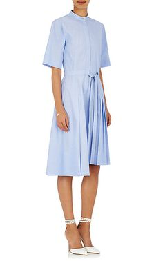 Cedric Charlier End-On-End Shirtdress - Dresses - 504682985