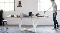 DEDALO tavolo da pranzo di design | compra su Formabilio