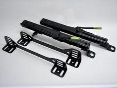 Nagisa Auto D-Lock Super Low Seat Rail - Scion FR-S / Subaru BRZ