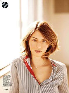 Sofia Coppola Uniquely beautiful