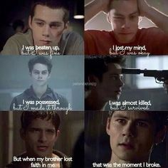 Awww stiles. This part made me cry