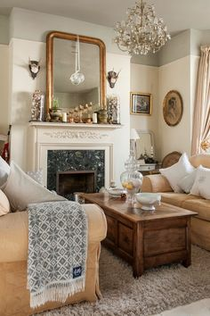 Pretty living room: ShabbyPassion