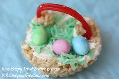 Just a fun Easter basket recipe for the kids. Love when I find ones they can do virtually by themselves.