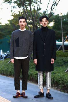 DO SANG WOO & KIM WON JOONG - Seoul Fashion Week 2014 S/S at IFC Mall, Yeouido.