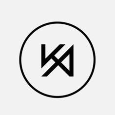 """Special """"K A"""" logo"""