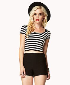 I need a good pair of high waisted shorts. I have 2 but they fit me a bit big now (yay:)