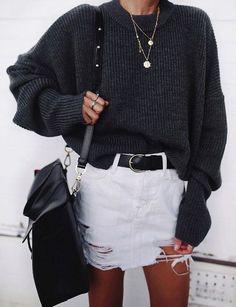 Creative and Modern Tricks: Urban Fashion Casual Grey urban fashion winter grey.Urban Fashion Hipster Swag urban fashion for men fall.Urban Fashion For Men Swag. Summer Fashion Outfits, Fall Outfits, Winter Fashion, Casual Outfits, Men Casual, Fashion Mode, Look Fashion, Urban Fashion, Unique Fashion