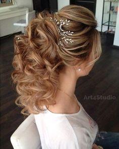 Preppy Hair Style on FabFashionBlog.com