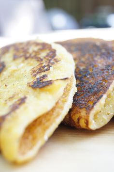 Cachapas - Fresh Corn Pancakes — SweetBites