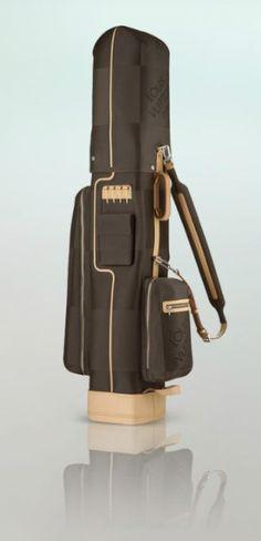 Luis Vuitton Golf Bag  Gotta get this for hubby!