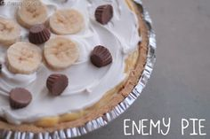 Enemy Pie- I Heart Naptime