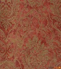 TAPETE rotgold - Tapete Bohemian 9453-34 945334 A.S. Vliestapete Barock rot braun