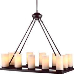 Lighting - Arturo 8 Light Chandelier   Ballard Designs ...